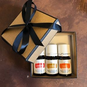 Young Living Vitality Essential Oils Gift Set